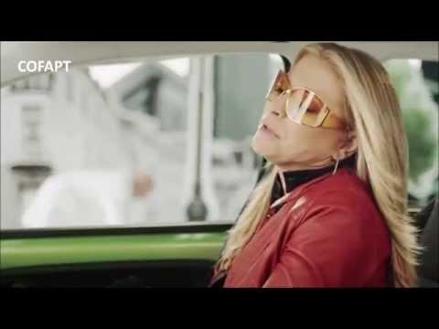 Anastacia - Official ŠKODA Citigo commercial: Music App