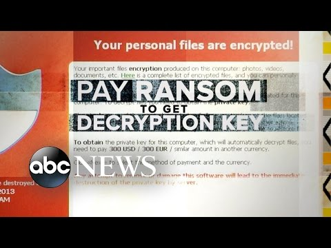 'Ransomware': The New Cyber Threat Targeting Hospitals and Police Departments