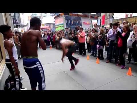 Street dance em Ny