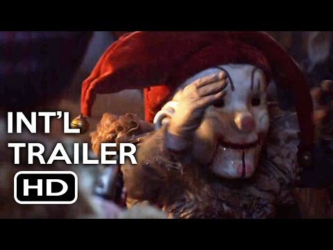 Krampus Official International Trailer #1 (2015) Adam Scott, Toni Collette Horror Movie HD