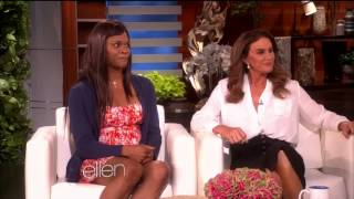 Blossom Brown on Ellen