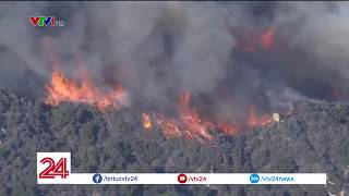 Người dân California, Mỹ lao đao vì cháy rừng | VTV24