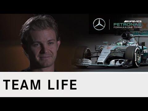 Nico Rosberg 2015 F1 season review