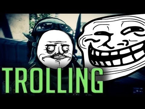 Battlefield 3 : Epic Troll Sniper