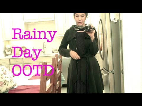 OOTD Rainy Day December