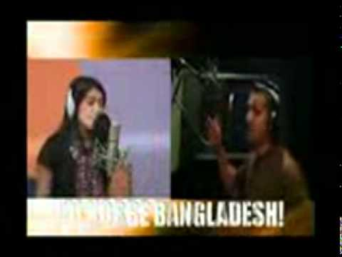 Joy korbe Bangladesh 2011 cricket world cup theme song