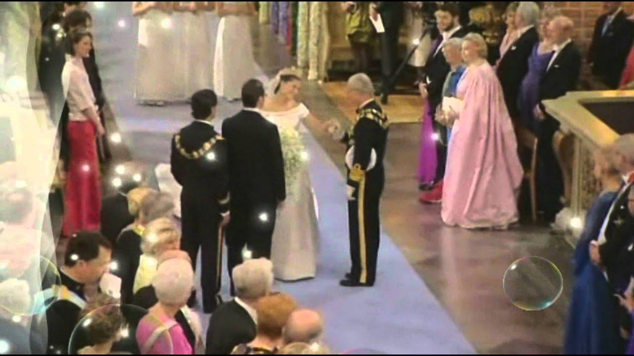 kronprinsessan bröllop