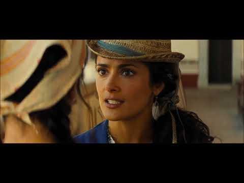 Salma Hayek and Penelope Cruz Funny Scene from
