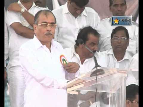 Karnala Tv News 1jun 2012  Appasaheb Dharmadhikari Satkar video