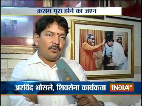 Shiv Sena leaders to gift gold chappals to Arvind Bhosale to...