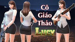[CDHT] Test Nhân Vật Ms.LUCY Phiên Bản Cô Giáo Thảo Kỷ Niệm 20/11