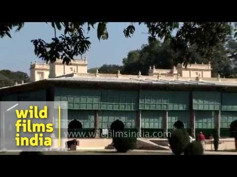 Daria Daulat, The Palace Of Tipu Sultan video