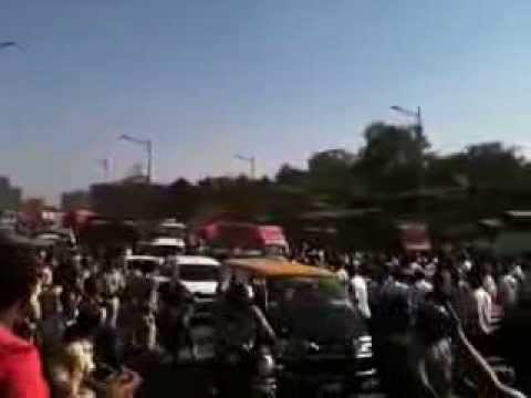 Maharashtra Navnirman Sena's (mns) Toll Agitation In Mumbai video