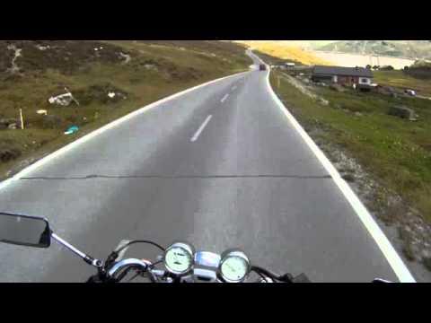 Yamaha XV 1100 Virago - Silvretta Hochalpenstrasse. Austria