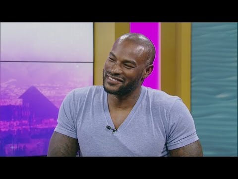 Model Tyson Beckford makes appearance on Valley View Live!