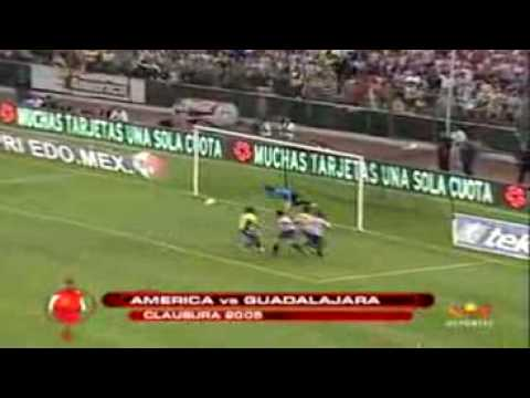 Las mejores atajadas de Guillermo Ochoa Video