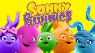 Cartoon | Sunny Bunnies - Meet the Bunnies! 💚 💜 💙 💛  Funny Cartoons for Children