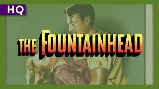 The Fountainhead (1949) Trailer