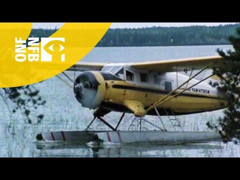 Bush Pilot: Reflections on a Canadian Myth
