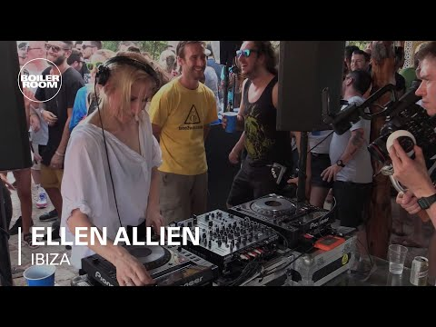 Ellen Allien Boiler Room Ibiza DJ Set