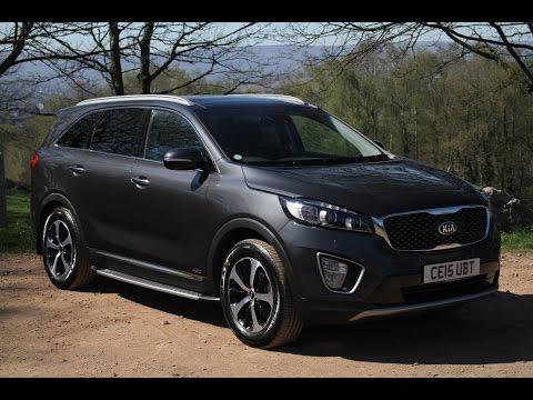New Kia Sorento - Review UK Model