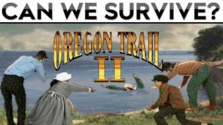 RECRUITING NEW MEMBERS FOR THE OREGON TRAIL!! | Can We Survive? (Interactive Stream)