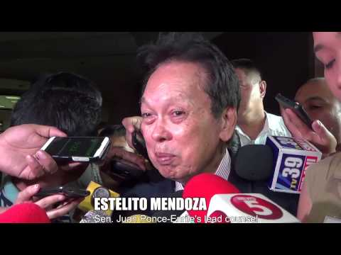 Enrile bail, hospital arrest pressed