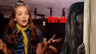 Jeté Laurence Interview for Pet Sematary