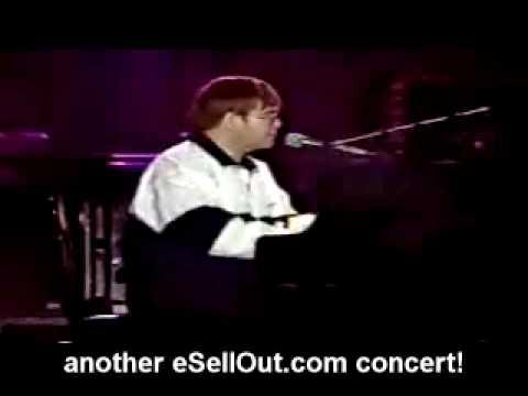 Joel Elton Elton John And Billy Joel Live
