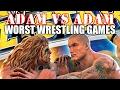 Adam vs Adam - Worst Of 7 #6: WWE All Stars