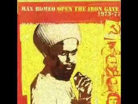 Max Romeo - Valley Of Jehoshaphat