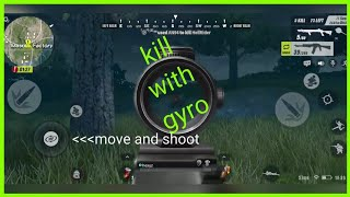 How to aim better in ROS using GYRO