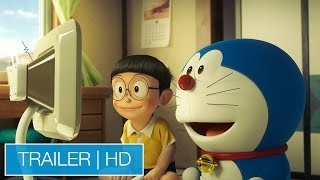 DORAEMON 3D - Trailer Ufficiale Italiano HD