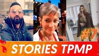 TPMP : Cyril Hanouna, Nabilla… le meilleur des stories Instagram des chroniqueurs