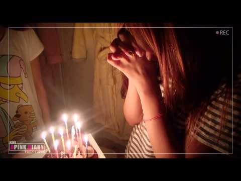 140725 Apink Mini Diary 'hayoung Birthday♡' video