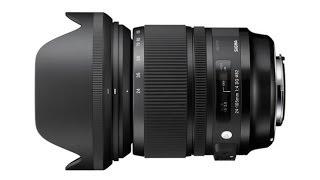 Sigma 24-105 f/4 Review vs Canon 24-105 f4