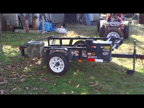 0 My custom ATV trailer.  Good tips, tricks and advice on trailers!!!