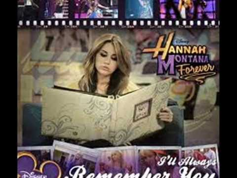 Hannah Montana Forever [Full Official Soundtrack]