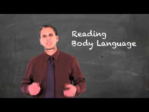 how to read body language youtube