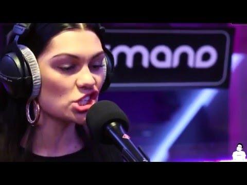 Jessie J Bang Bang (live) Worst Performance Ever (Shreds)