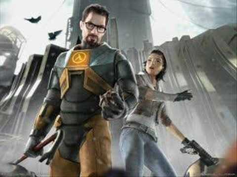 Half life 2 Soundtrack: CP Violation