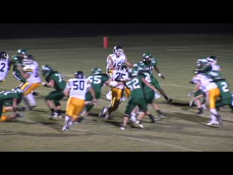 Washington School vs Lee Academy Football Highlights