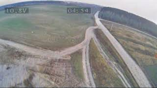 PART 7. Test of antena on (C7)5925MHZ Aomway 5.8GHz FPV 0.5KM