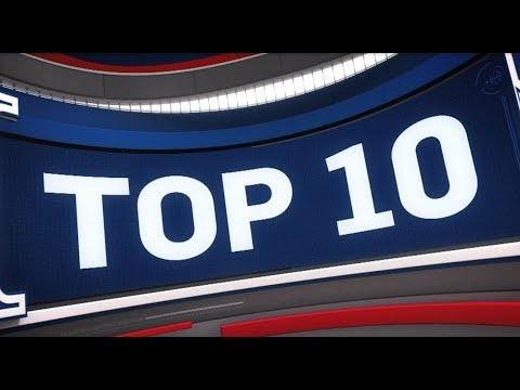 Top 10 Plays of the Night: December 9, 2017