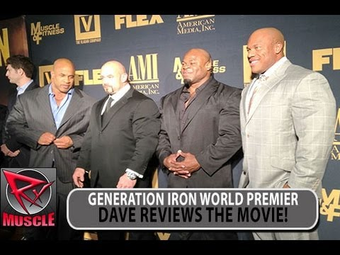 Generation Iron Movie Review