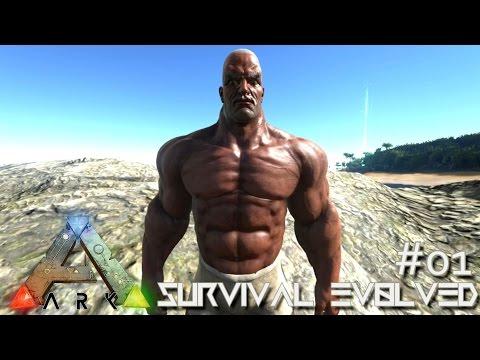 ARK: Survival Evolved - EPIC START - NEW POOPING EVOLVED SERVER !!! - [Ep 01] (Server Gameplay)