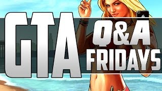 Q&A Fridays -  GTA 5 Modding, Willy Bum Bum, & 6k Subs! | EP.34