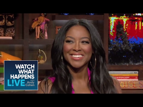Kenya Moore Responds to NeNe Leakes