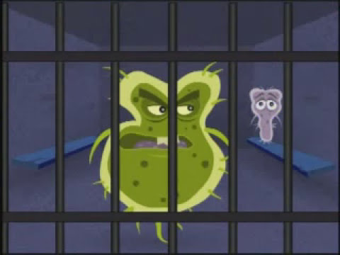 Swine Flu animation - Protect, Don't Infect