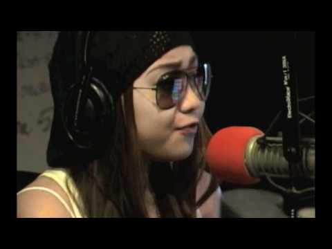 Charice - Pyramid, In this song, Radio Interview Now 97.5 FM part 2 of 2